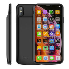 Ultra Slim Fast Charge Battery Case - 6000mAh - iPhone XS Max - 360 Protection