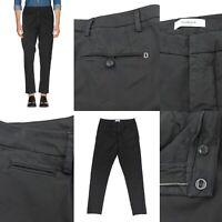 Pantalone uomo DONDUP mod. Frankie UP477 GS021U:PTD Col: Nero P/E 19 List. 198€
