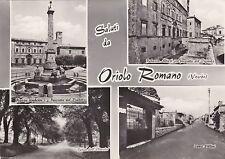 # ORIOLO ROMANO: SALUTI DA