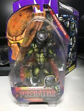 "NECA PREDATOR ALIEN HUNTER Series 13 RENEGADE horror movie 7"" action figure"