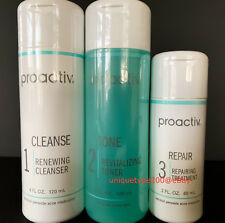 Proactiv 3pc 60 day Kit Proactive 3-Step System New Sealed Exp. 2021