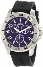 NEW Invicta Mens 1807 Specialty Collection Multi-Function Rubber Watch