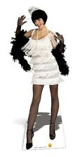 Broadway Babe Cardboard Cutout Fun Figure 170cm Tall- Great for themed Parties