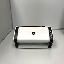 fujitsu fi-6140z document scanner tested working 258,014 Scans