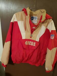 Starter Authentic Prolone Nfl Sanfransico 49ers Jacket