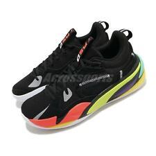 Puma RS-Dreamer J. Cole Kuzma Barrett Black Multi Men Basketball Shoes 193990-03