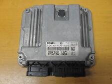 Subaru Trezia Bj. 2010 Motorsteuergerät Steuergerät 89661-52W60 Bosch 0281018647