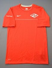 4.5/5 SPARTAK MOSCOW ORIGINAL FOOTBALL SOCCER TRAINING JERSEY SHIRT NIKE SIZE S