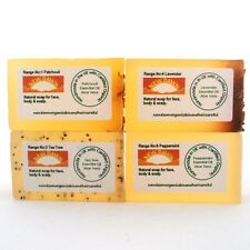 PRICKLY HEAT SWEAT RASH relief - Organic Soap Skin Care Samples for Itchy Rash