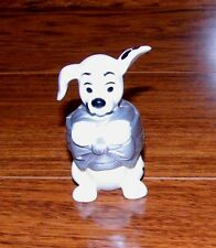 """Disney 101 Dalmatians """"Dog in Wrapping"""" Plastic 3"""" Tall Toy Figure Only"""