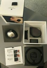 NEW Human Headphones Bluetooth Wireless Black Translator Speaker Case Open Box !
