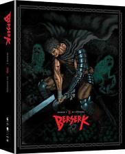 Berserk Season One Limited Edition - Blu-Ray+DVD Collectible Season [Anime] NEW