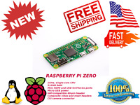 Raspberry Pi Zero v1.3 Development Board - Camera Ready New Fast Free Shipping