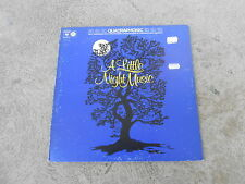 STEPHEN SONDHEIM-A LITTLE NIGHT MUSIC-LP-GF-AUDIOPHILE-QUADROPHONIC-NM(-)