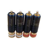 1X(4PZ Connettori Per Connettori Audio Rca L8A9)