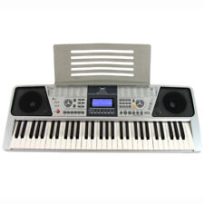 61 Key Electronic Digital Teaching Keyboard Electric Piano Organ LCD Display