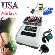 USA Micro-Current Body Shaper Slim thin Electro Stimulation Beauty Machine +GIFT
