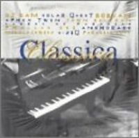 Classica (1996, Hyperium Records) Solar Quest, Aphex Twin, John Beltran, .. [CD]