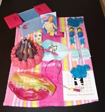 Retired American Girl Doll Seaside Cabana Accessories