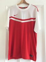 Hommes Nike Authentique Football Drifit Maillot Taille XXL