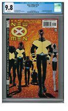 New X-Men #114 (2001) 1st Cassandra Nova 1st Issue CGC 9.8 White Pages CM051