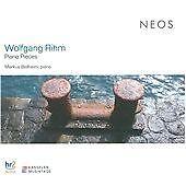 Wolfgang RIHM Piano Pieces 2 CDs NEOS Markus Belheim