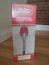 Vintage NEW MALLORY IGNITION Dual Point Distributor - For a FORD 351 Made in USA