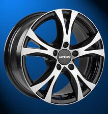 Carmani 9 Compete 6.5 X 16 5 X 100 38 black polish