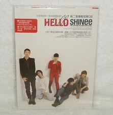 SHINee Vol.2 LUCIFER Repackage Hello Taiwan Ltd CD+28-P booklet