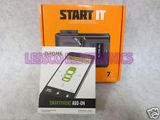 Compustar Keyless Starter System FT-7200S Kit + Drone DR3400 Smartphone Carlink