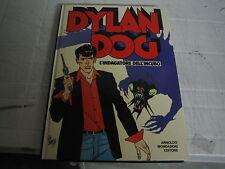CARTONATO DYLAN DOG - L'INDAGATORE DELL'INCUBO - 1^ ED. ANNO 1991 - EDICOLA