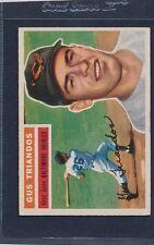 1956 Topps WB #080 Gus Triandos Orioles EX 56T80-91615-3