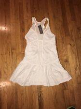 Adidas Stella mcCartney Tennis Performance Dress - White - XS - NWT - RARE