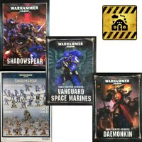 buy one or more Warhammer 40k Shadowspear Separate Units