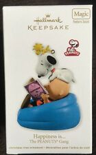 Hallmark Ornament: HAPPINESS IS... - The PEANUTS Gang - Dated 2011 - Magic