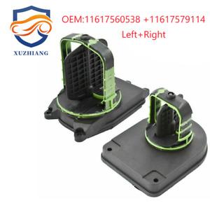 Left+Right Intake Manifold Adjusting Units DISA Valve for BMW 11617560538