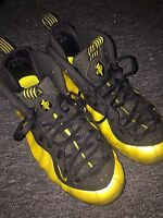 Nike Air Foamposite One Electrolime Size 9 VNDS