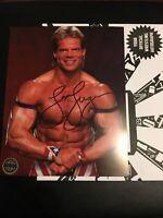 Pro Wrestling Crate Exclusive Lex Luger Autographed 8x10