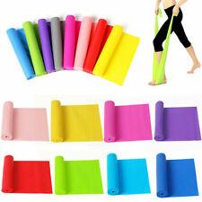Resistencia Yoga Elastizado Elástico para Deporte Ejercicio Fitness Pilates Cinturones de banda