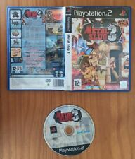 JUEGO PLAYSTATION 2 - METAL SLUG 3. PLAY 2 PS2 PAL ESPAÑA SNK IGNITION