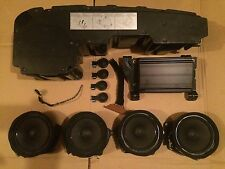AUDI A2 FACTORY Bose Sound System Altoparlanti Tweeter Amplificatore Sub Woofer
