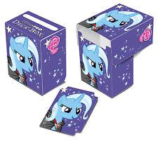 1x Ultra Pro Trixie Deck Box - My Little Pony Deck Boxes MLP