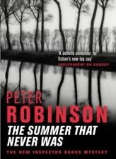 The Summer That Never Was By Peter Robinson. 9780333907436