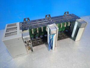 ALLEN BRADLEY PLC UNIT 1746-A10, 1746-IB16, 1747-L543