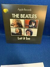 BEATLES LET IT BE / YOU KNOW MY NAME FROM THE SINGLES COLLECTION MINT/NOT SEALED