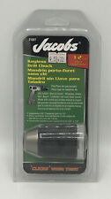 "Jacobs No 31037  1/2""  Keyless Drill Chuck - 3/8-24 mount - New"
