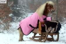Regendecke ROSA Pink Tysons 60 65 70 75 80 85 90 95 100 Falabella Mini Shetty