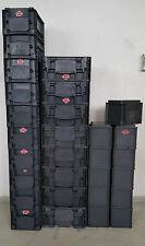 Würth 8x R-KLT 4315, 8x R-KLT 3215, 8x R-KLT 2115, 8xTablar rot Stapelbehälter