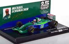 1:43 Minichamps Jordan Ford 191 GP Belgium Schumacher 1991