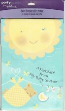Hallmark Baby Shower Keepsake Registry for Gifts & Guests Tiny Wonder NEW!